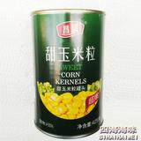 昌信甜玉米粒 出口品质 香甜粟米粒 寿司沙拉玉米罐头 425g