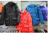 14韩国高端迪桑特 连帽加厚保暖男士羽绒服 外套
