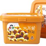 【天猫超市】小伙子调味酱韩国大豆酱500g/盒 韩式大酱汤,炸酱面