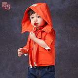 0-1岁婴儿秋装外套2男宝宝风衣3小儿童夹克春秋款4男童韩版上衣潮