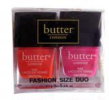 美国正品代购 Butter London 3 free 指甲油 不含甲醛/甲苯/DBP