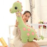 可爱恐龙大号抱枕公仔 毛绒玩具娃娃创意情侣睡觉抱枕 儿童礼物