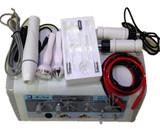 万邦美容院四合一多功能仪器吸黑头电疗消炎祛痘超声波导入导出仪