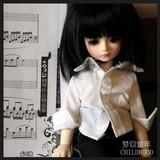 BJD/SD 娃娃衣服 白色衬衣 幼SD六分(1/6,1/4,1/3,叔叔)