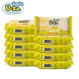 韩国UZA进口婴儿洗衣皂180gX10块 去污力更强 大豆成分更安全