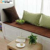 超柔海绵飘窗垫阳台垫定做沙发垫地毯椅垫地垫定制防滑乳胶垫包邮