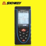 深达威 激光测距仪 户外瞄准 语音报读充电型红外线测量仪