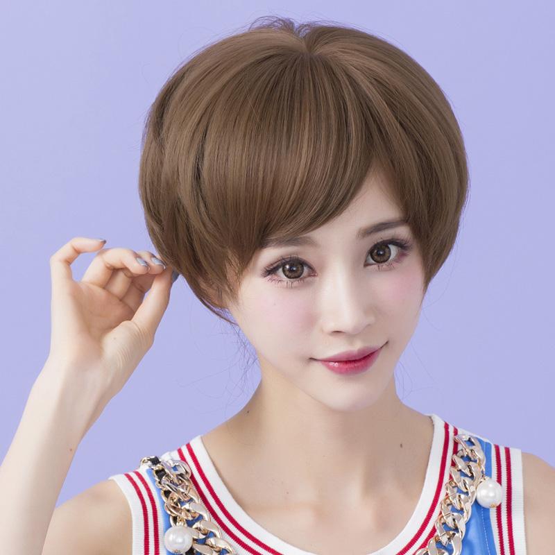 新款短发发型
