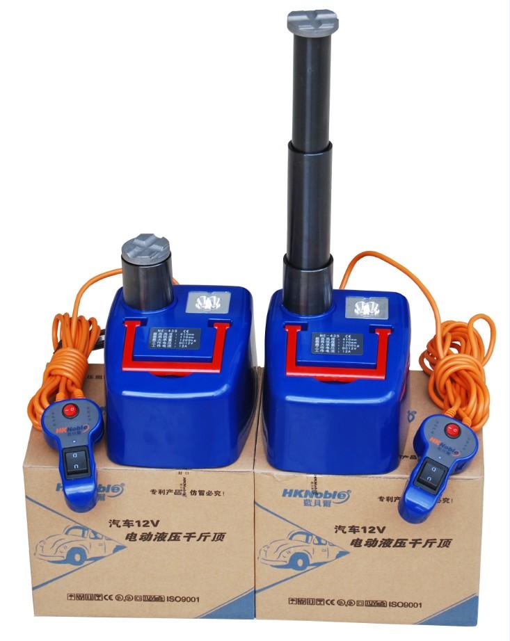 蓝贝尔车载电动液压千斤顶12v轿车越野车车用千斤维修工具商品图片图片