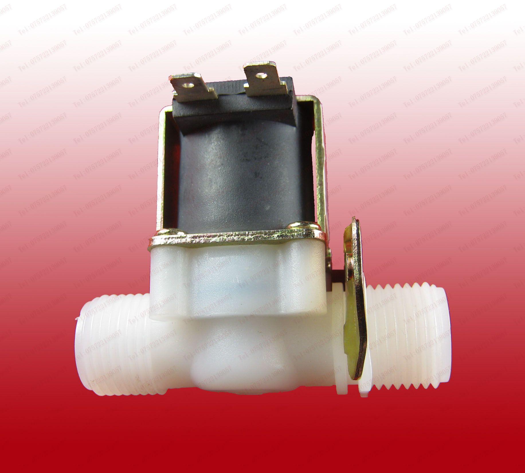 4分电磁阀水阀 微型电磁阀 洗衣机电磁阀 dc12v电磁阀气阀商品图片图片