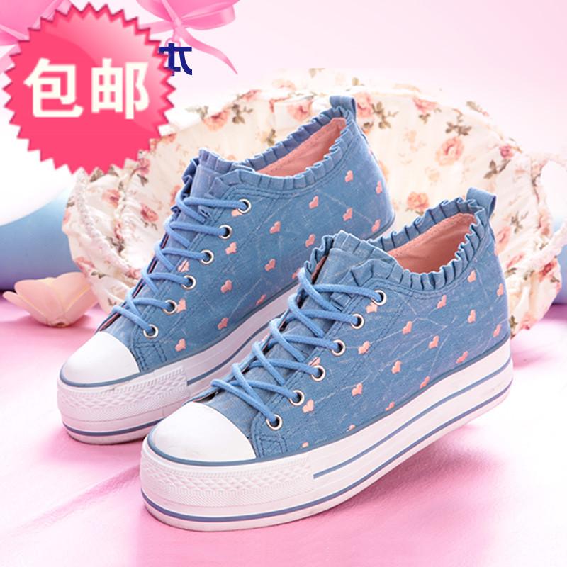 16岁女鞋少女初中生小学生板鞋秋鞋商品图片价格