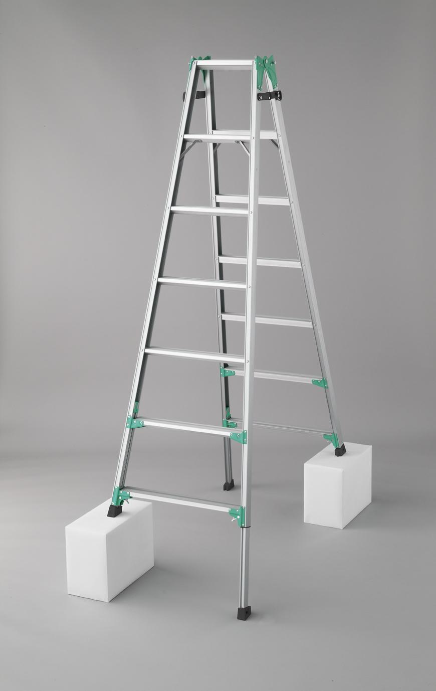 梯子 铝合金梯 铝梯 日本梯 伸缩梯 ryz-21 长谷川 hasegawa商品图片