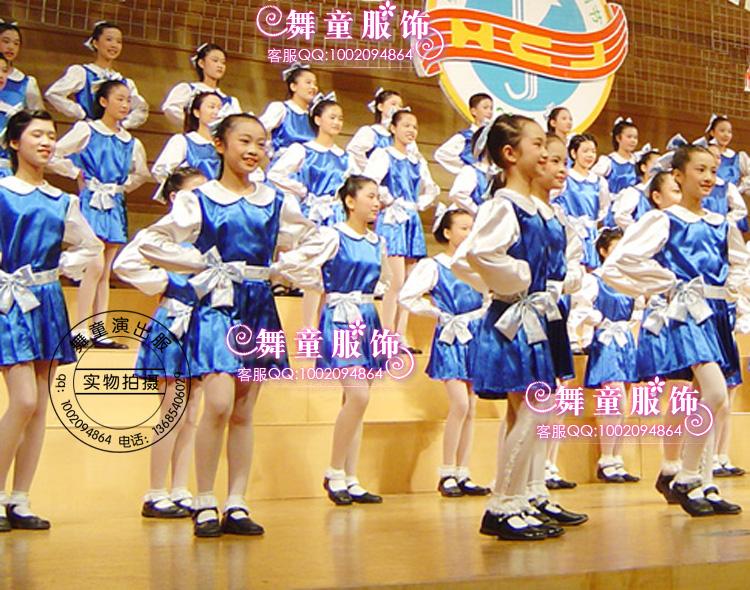 中学生合唱服 限时特卖图片