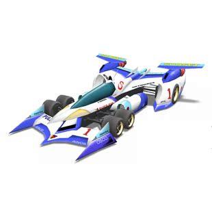 折纸 远远纸模型手工diy汽车 高智能方程式赛车-阿斯拉达 3d立体商品