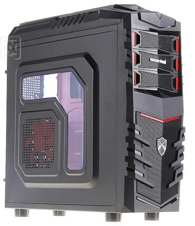 长城机箱先锋官背线游戏塔式电脑机箱 usb3.0钢质 水冷商品图片价格图片