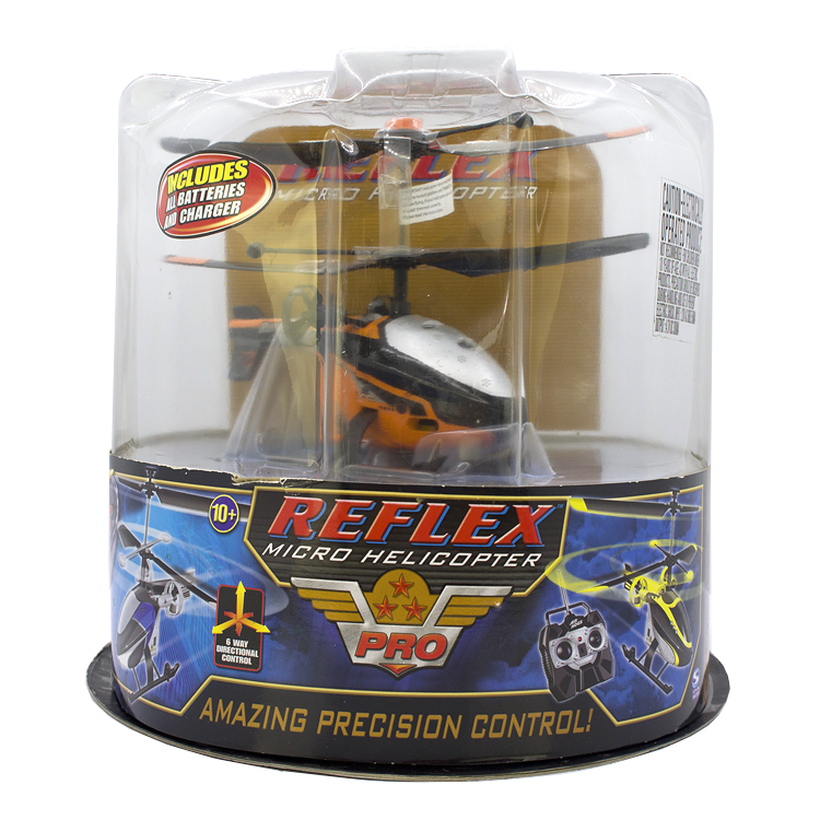 SPIN REFLEX MICRO HELICOPTER pro泡沫机身AIR HOGS遥控直升飞机商品图片价格