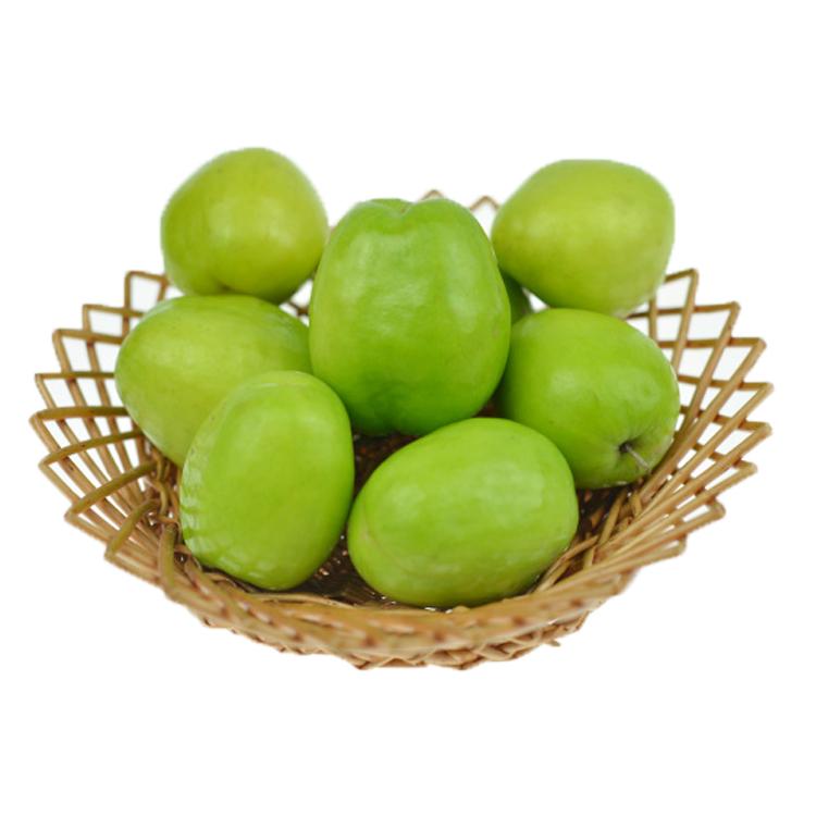 台湾青枣 牛奶蜜枣 枣子大冬枣 新鲜台湾水果 乐果多水果商品图片价格
