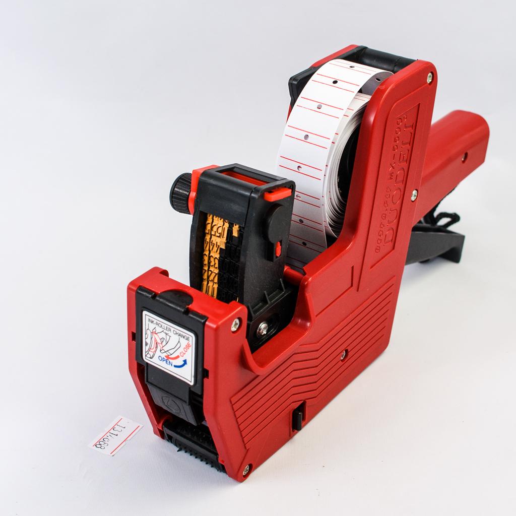 打码机8位超市标价机商店打码器打价器价格标签机手握(含打码纸商品