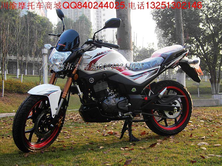 大运摩托车150-200,200本田cbf发动机,油冷,前后碟刹摩托车商品图片价