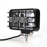 汽车LED长条灯超亮12-24v大功率前杠射灯改装越野车顶灯货车中网