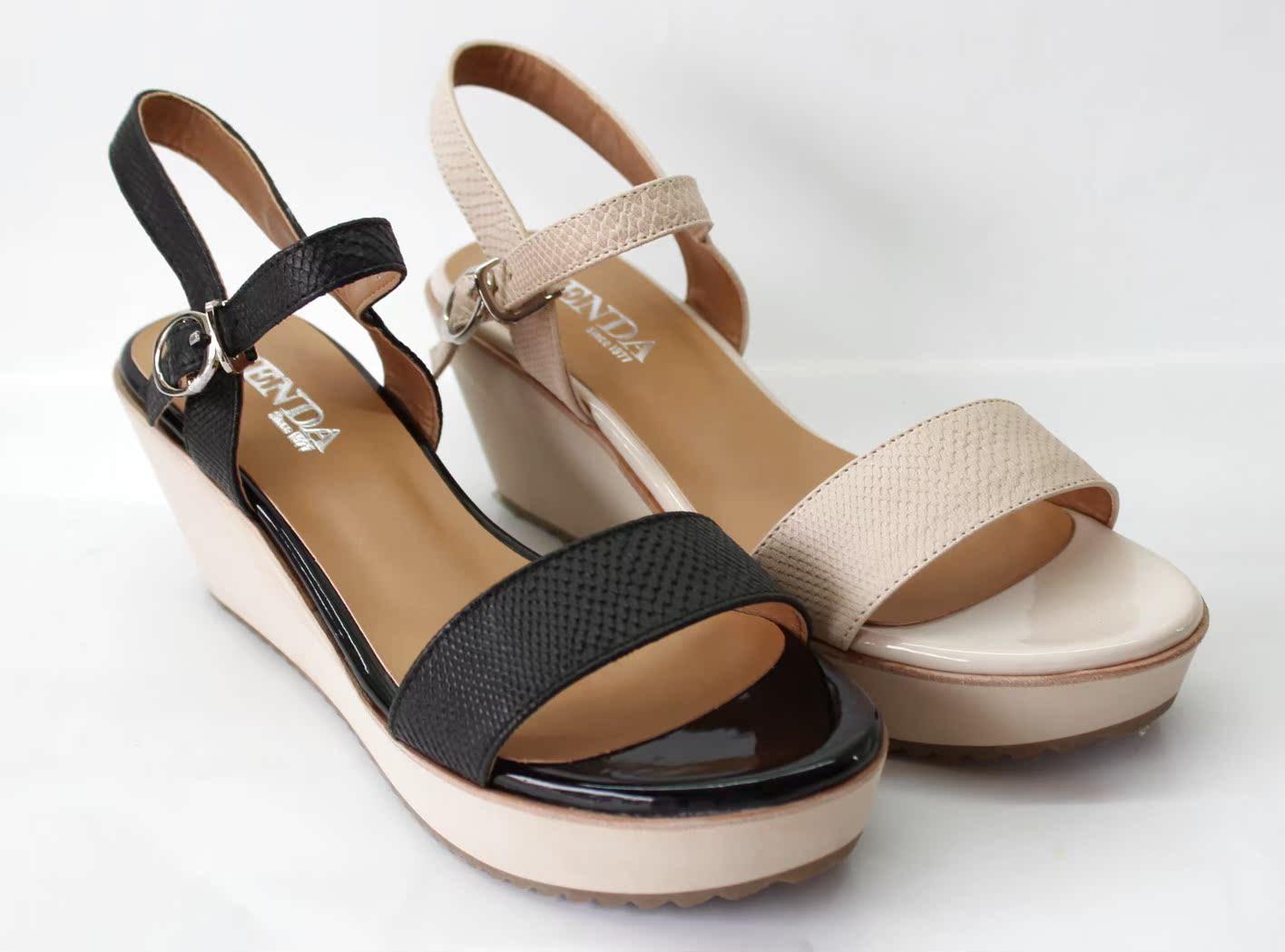 森达女鞋2012凉鞋