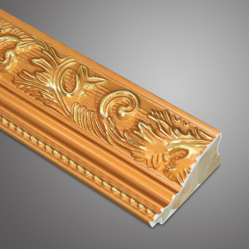 王斌相框线条批发 4-6cm欧式画框线条油画外框实木图片