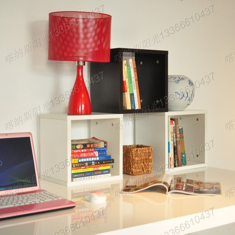 迷你书架桌上图片