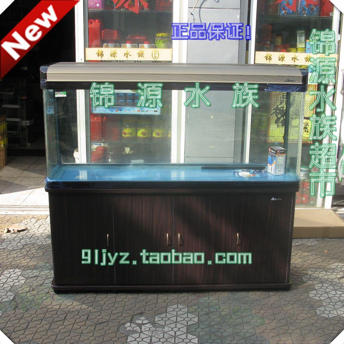 四钻信誉☆森森水族箱/鱼缸hr-1500f(1.5米长42宽双弧)商品图片价格图片