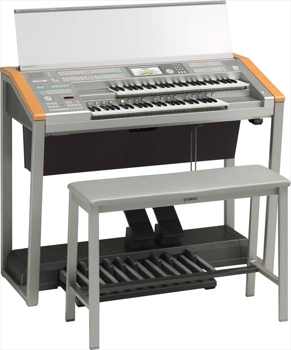 yamaha双排键电子琴图片