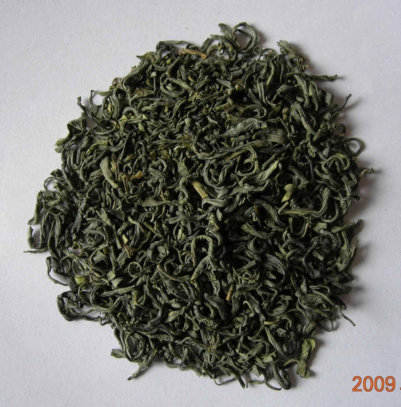 草青茶图片