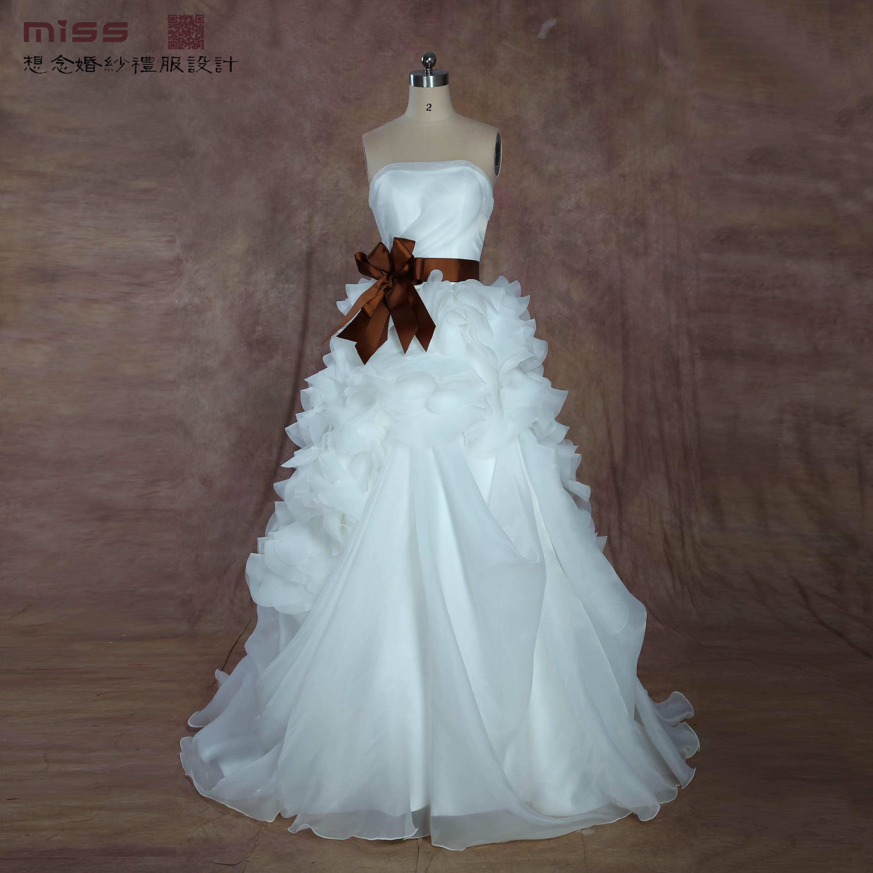 verawang王婚纱图片