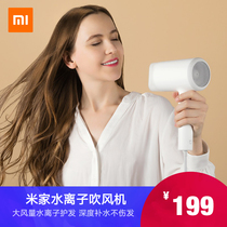 Small Mimi Home water ion hair dryer female household barber shop size power portable dormitory hair dryer