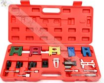 All car timing belt holder set 19 sets of integrated engine belt timing tool