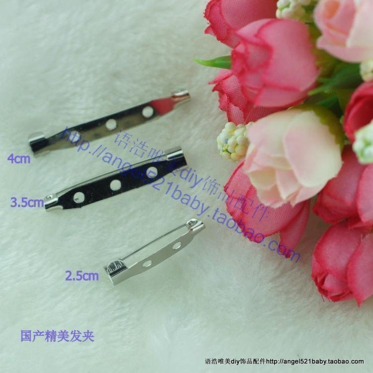 A variety of style tray brooch diy hand hairpin headdressing material bow hair accessories.