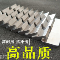 Milling Blade 4160511 Zhuzhou diamond carbide yt15yw2yg83130511 square triangular cutter grain