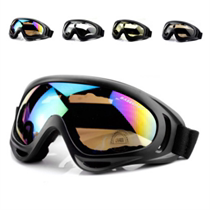 Goggles ski day and night sports dual-use X400 riding windproof glasses motorcycle goggles outdoor glasses men
