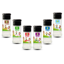 Mabei baby seasoning powder combination nuts beef nut cod powder children mixed rice moss pure powder 40g