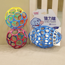 Polaroid Baby hand ball toys 3-6-12 mois baby touch Ball training grip tactile perception ball