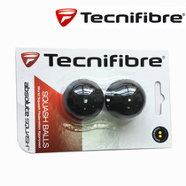 Tecnifibre Taini fly squash professional double yellow dot squash competition training junior level squash racket ball