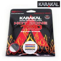 Karakalpak squash line KARAKAL professional resistance to play EVO120 high elastic degree diameter 1 20mm 2