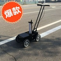 New parking spaces draw line runway Line Car Draw line car parking spot to trace anti-rust car playground driving school
