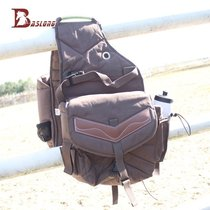Western Saddle Bao Wild Riding Saddle Pack Multi-functional Saddle Pack Eight-foot Dragon Horse With BCL222504