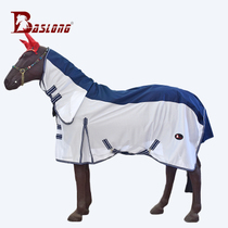 Spring and autumn anti-mosquito horse clothing anti-fly horse clothing breathable horse clothing insecticide horse clothing equestrian supplies BCL339549
