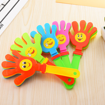 Clap handle small hand clap toy slap clap clap plastic palm clap clap clap wholesale
