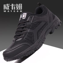 New outdoor casual shoes for training shoes sports running hiking shoes fast wear off tactics hiking shoes mens shoes