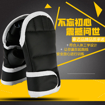 Haughty half-finger boxing gloves adult fighting boxer hit sandbag sandbag teen Sanda male Wushu Training