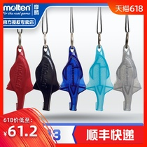 Japan Moten molten dolphin whistle basketball whistle football referee whistle game professional training with treble