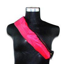 Moufu portable belt automatic inflatable inflatable life jackets lifebuoys outdoor fishing snorkeling surfing vest