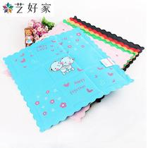 Summer cool supplies print ice pad Korean version ice cold cat kennel mat car pet ice pad summer ice pad