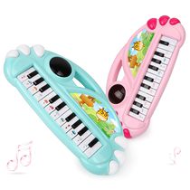 Baby keyboard children beginner mini piano music educational toys infant girl 1-3-6 years old